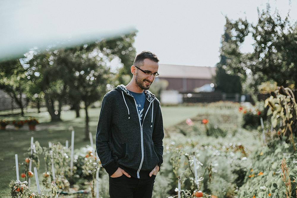 ogród warzywa