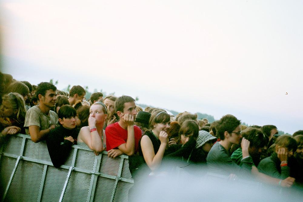 opener czekanie na koncert