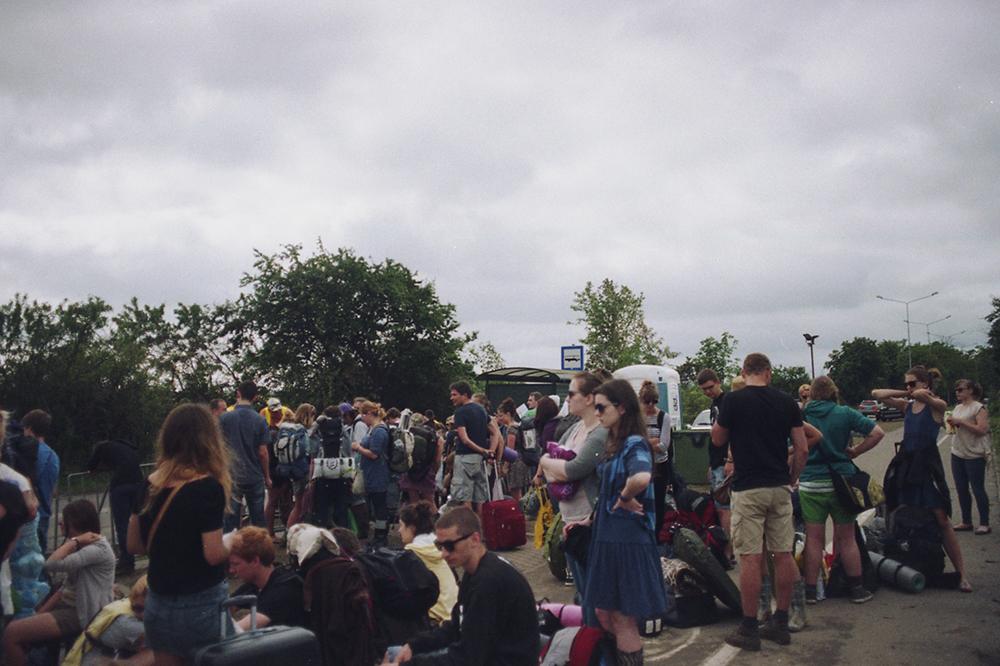 opener festival poland bus