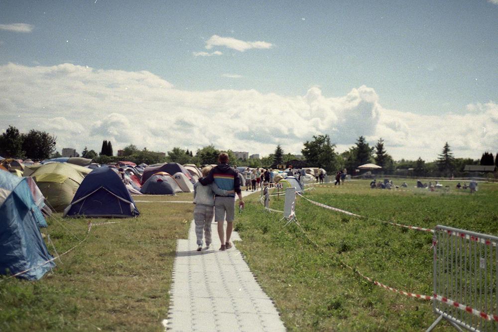 opener gdynia pole namiotowe
